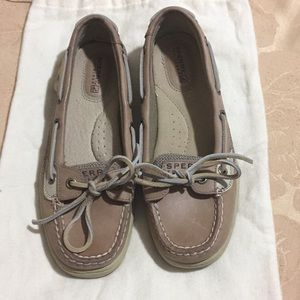FINAL MARKDOWN⭐️Sperry Angelfish Leather Boat Shoe